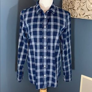 JCrew boy shirt
